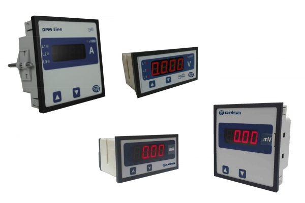 Instrumentos digitales de medida